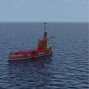 HydroWing, Tocardo Working on Tidal-Energy-to-Hydrogen Project
