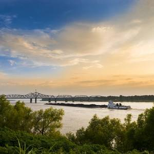 The Mighty Mississippi: Taming the Bull