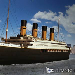 Deltamarin Wins Design of Titanic II Project
