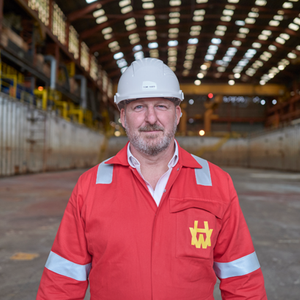 Harland & Wolff Names General Manager for Appledore site