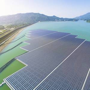 Saipem Inks Deal with Equinor on Floating Solar Farm Tech