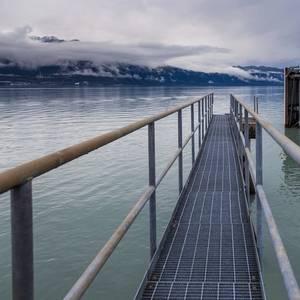 Clean-up Crews Tackle Valdez Marine Terminal Oil Spill