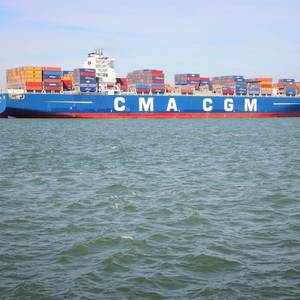 CMA CGM to Impose Emergency Surcharge at Cape Town Port