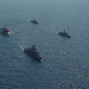 EU Calls for End to Tensions in East Mediterranean