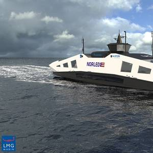SCHOTTEL to Propel First Hydrogen Ferry