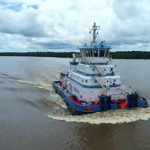 New Pusher Tugs for Hidrovias do Brasil