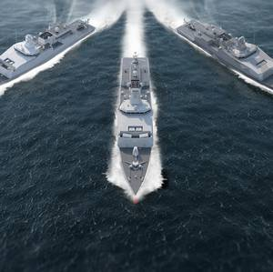 BMT Launches Naval Innovation in London
