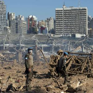Beirut Port Explosion: Death Toll Rises to 190