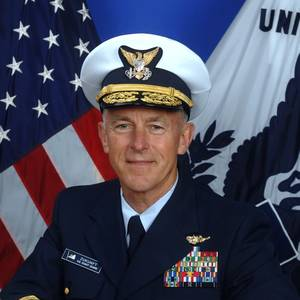 US Coast Guard to hold change-of-command ceremony
