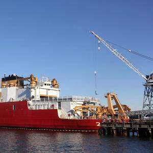 Vigor Wins $7.3 Mln Contract for USCG Icebreaker Maintenance