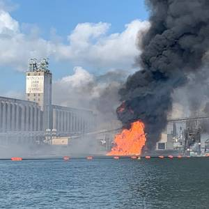Dredge Worker Sues for Injuries Suffered in Corpus Christi Explosion