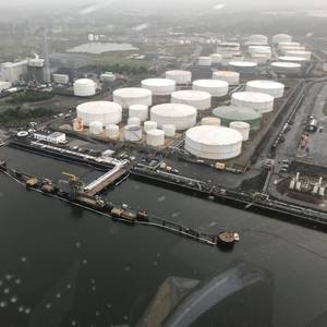 Buckeye Terminal Reopens After Diesel Spill