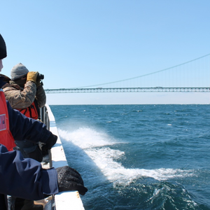 Response to Mackinac Spill Continues