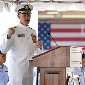 USCG Commissions Newest FRC in San Diego