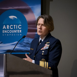 USCG VADM Fagan Weighs in on Arctic Plans