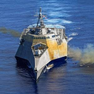 General Dynamics Wins $40.3 Mln LCS Combat Systems Contract