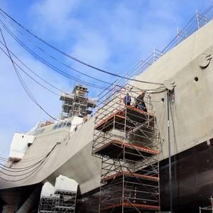 Titan Acquires HII's San Diego Shipyard