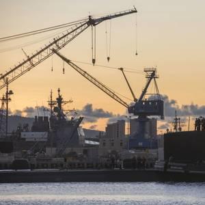 Naval Shipyards Recruiting Robots