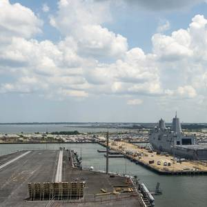 Norfolk Naval Shipyard Commander Relieved