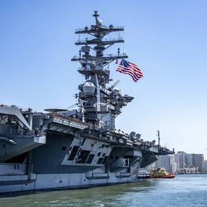 US Navy to Bar Confederate Flags from Ships and Bases