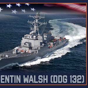SECNAV Names Future Destroyer after USCG Legend