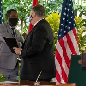 US, Guyana to Launch Joint Maritime Patrols Near Venezuela