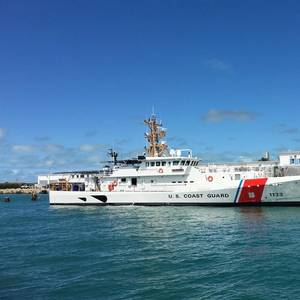 Bollinger Delivers 33rd FRC to USCG