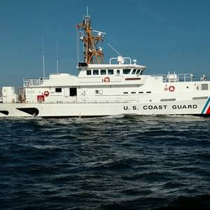 FRC Bailey Barco Delivered to the USCG
