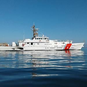 Bollinger Delivers USCGC Benjamin Dailey