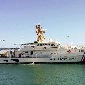 Bollinger Delivers 29th Fast Response Cutter
