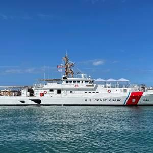 Bollinger Delivers USCGC John Scheuerman