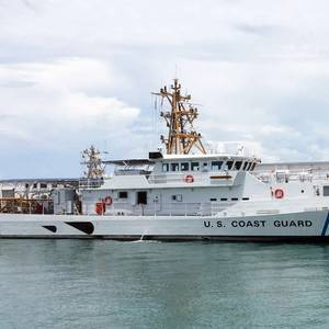 Bollinger Delivers USCGC Robert Ward