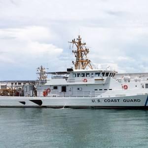 Bollinger Delivers USCGC Robert Ward