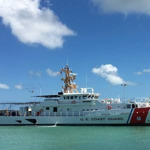 Bollinger Delivers 34th FRC to Coast Guard