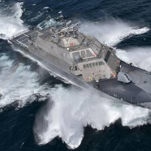LCS Detroit Delivered to the US Navy