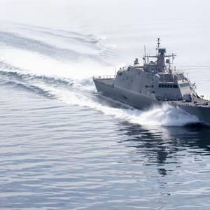 Fincantieri Marine Systems Receives Award for LCS Maintenance