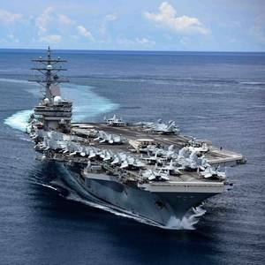 U.S. Aircraft Carriers Return to South China Sea Amid Tensions