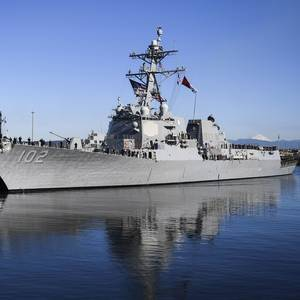 Vigor Bags Additional US Navy Repair Job