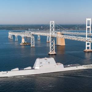 World's Most High-tech Ship Enters Service