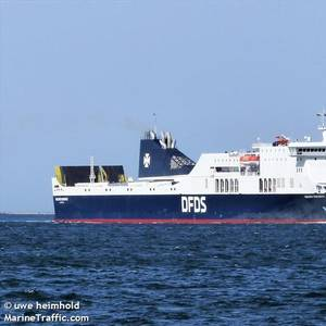 Ferry with 335 People on Board Powerless in Baltic Sea