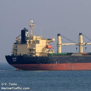Armed Guard Hijacks Bulk Carrier