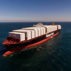 Hapag-Lloyd Names First of Five 10,500 TEU Box Ships