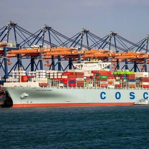Container Freight Rates Soar