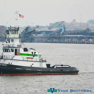 Vane Brothers Adds New Tug Cape Henry