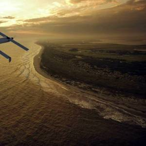 First Underwater Unmanned Aircraft Launch from an AUV