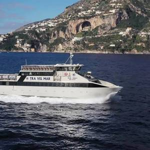 New Italian Tourist Ferry Fit with IMO III Solution from Volvo Penta