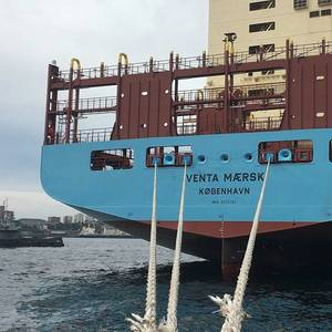 Maersk Tests Russian Arctic Route