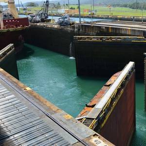 Ships from Venezuela can still transit Panama Canal