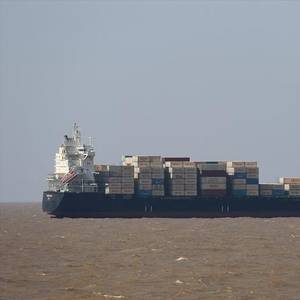 Iranian Containership Attacked in the Mediterranean