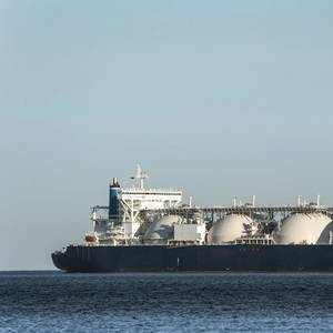LNG Carriers Wait in Gulf of Mexico for Hurricane Delta to Pass